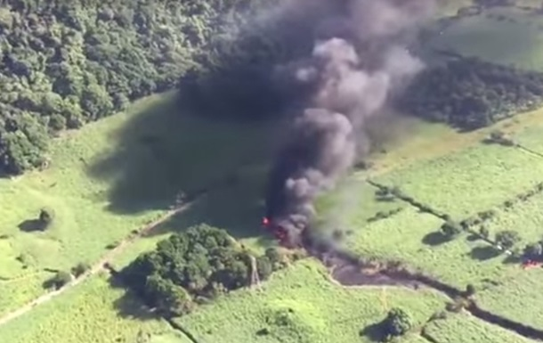 У Мексиці вибухнув нафтопровід