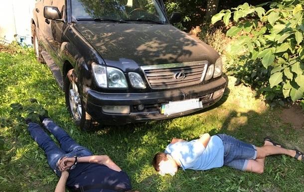 Авто замглавы Нацполиции нашли с помощью криминалитета – СМИ