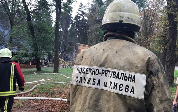 Підпал малоймовірний. Названо причини великої пожежі в ресторані Києва