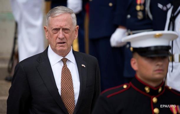 К нам едет Пентагон. Что означает визит Мэттиса