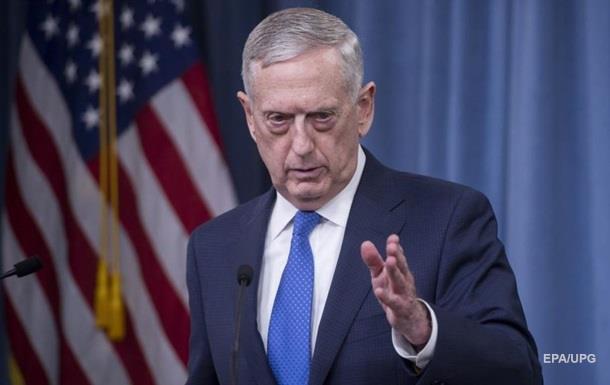 Пентагон: Мир должен давить на Россию