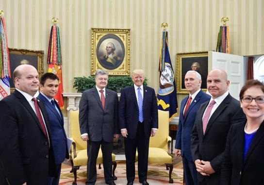 Антироссийские санкции США – победа Порошенко