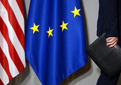 Фальшь европейской дудки США