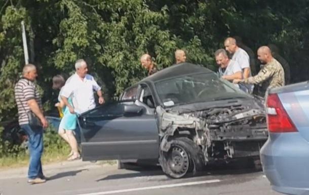 Геращенко: У ДТП з Димінським кермував не охоронець