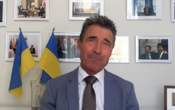 Расмусен: Свобода стоила дорого украинцам