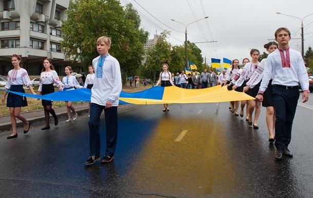 Итоги 23.08: День флага и  школьное перемирие