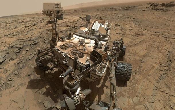 На Марсе нашли следы жизни