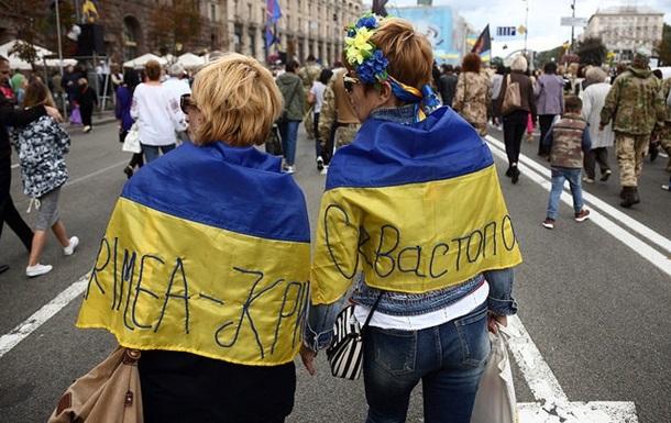 У Криму побажали українцям реальної незалежності
