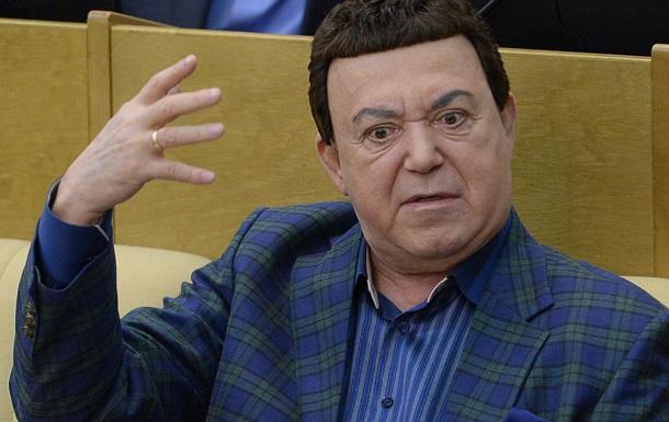 Кобзон раскрыл место жительства Януковича