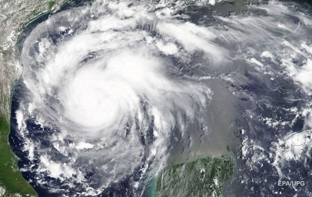 На США надвигается ураган Харви