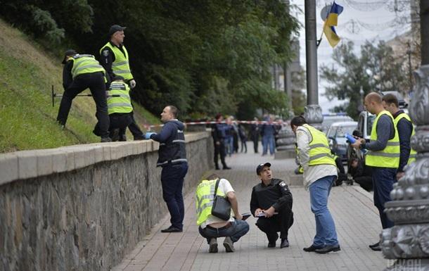 Взрыв в Киеве: ГПУ заявила о подозреваемом