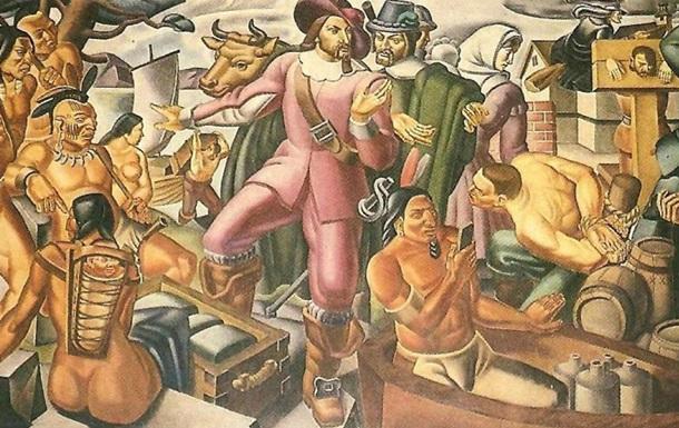 На картине 1937 года нашли iPhone