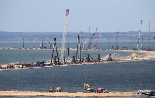 Названа причина ДТП, в котором погибли строители Керченского моста