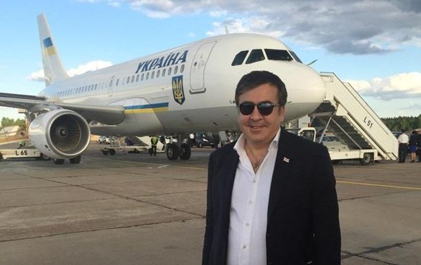 Саакашвили обвинил Украину и Грузию в сговоре