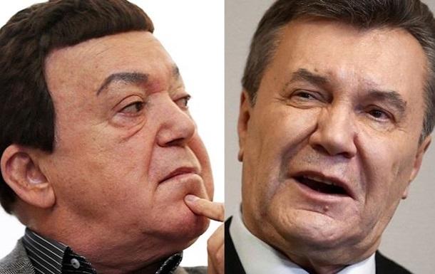 Адвокат Януковича звинуватив Кобзона у брехні