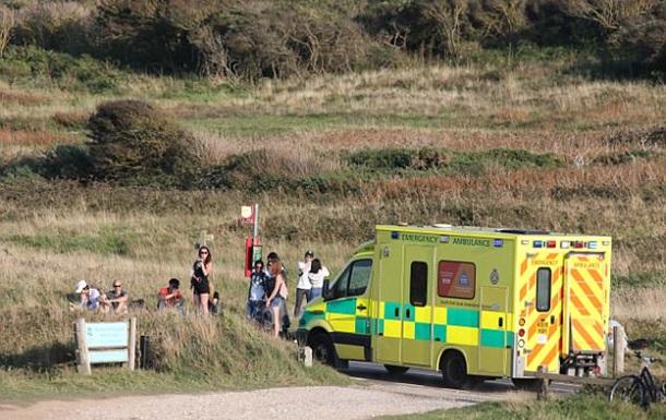 Більш як 100 людей постраждали від  хімічної хмари  у Британії