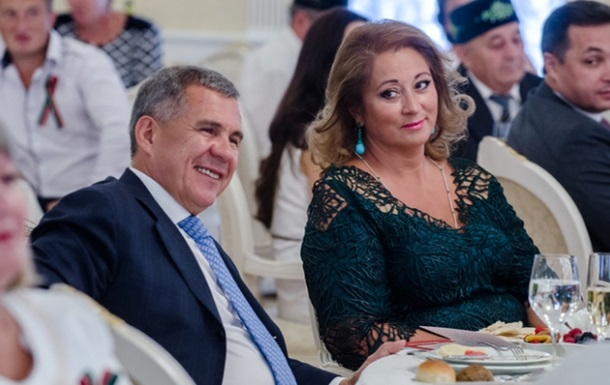 Forbes назвав найбагатших жінок чиновників Росії