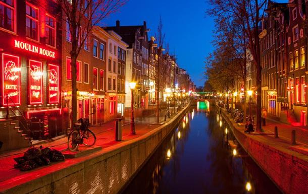 Амстердам и городской бюджет