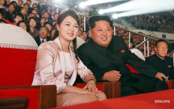 ЗМІ: У Кім Чен Ина народилася третя дитина