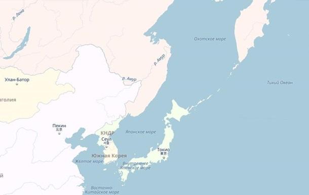На Яндекс.Картах пропал остров Сахалин