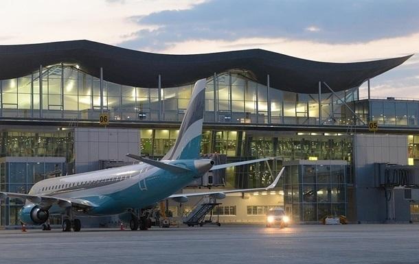 В аэропортах Киева задержали почти 50 человек