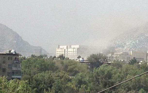 В Кабуле около посольства США прогремел взрыв: есть жертвы