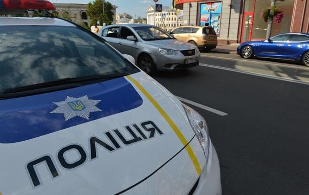 В Киевской области авто копов сбило ребенка на велосипеде