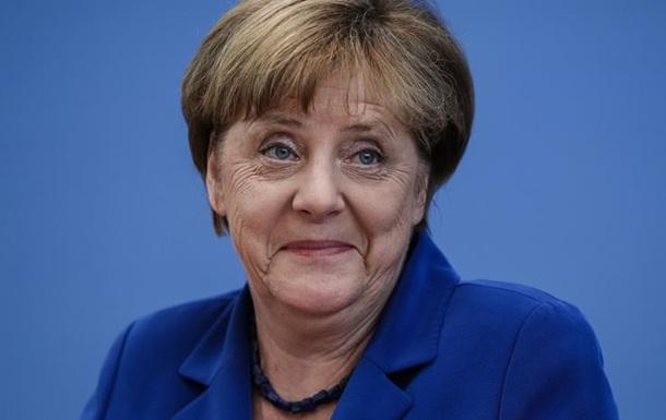 Меркель назвала умову зняття санкцій проти Росії