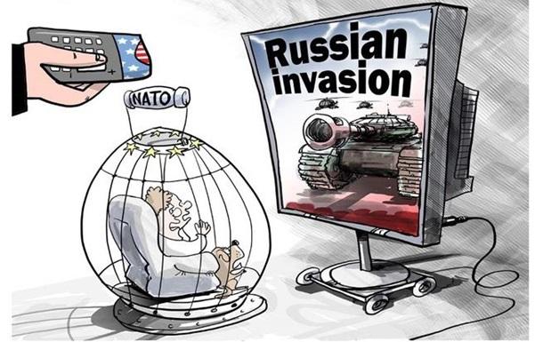 Запад готовит страны Балтии к войне