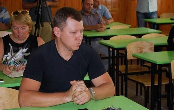 В Славянске уволили учителя за организацию псевдореферендума