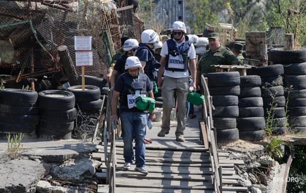ОБСЄ: ЗСУ і сепаратисти заважали місії