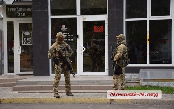 Итоги 29.08: Маски-шоу в Николаеве,  зрада  Юнкера