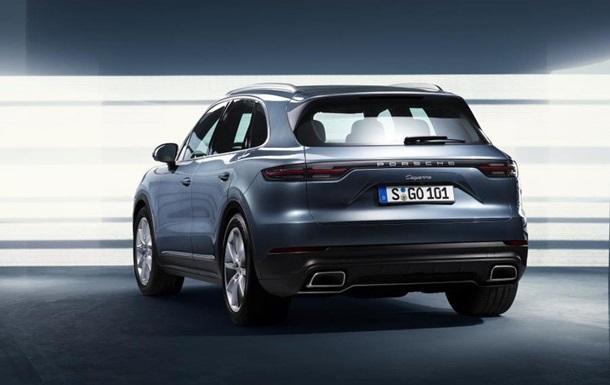Представлен Porsche Cayenne нового поколения