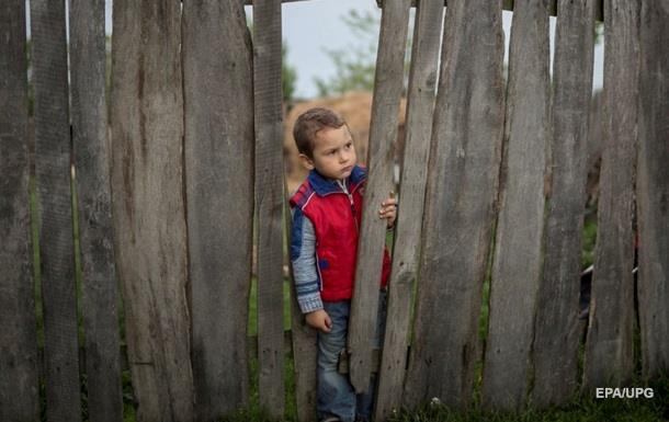За полгода в Украине пропали пять тысяч детей