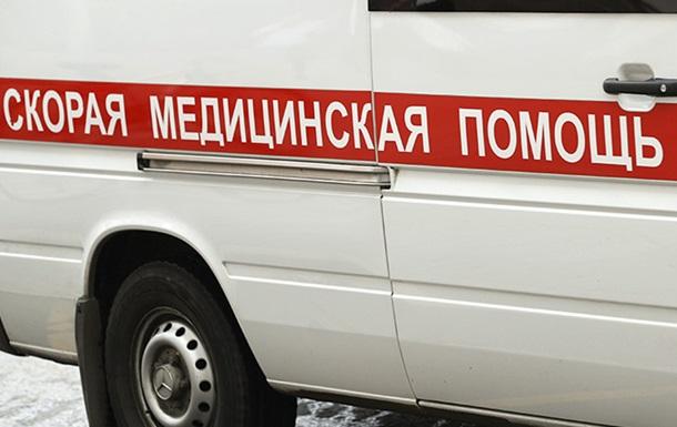 В центре Москвы грузовик въехал в людей