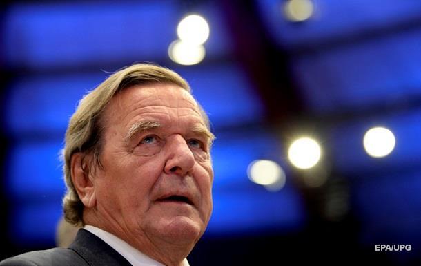 Екс-канцлер ФРН має намір посісти високу посаду в Роснефти