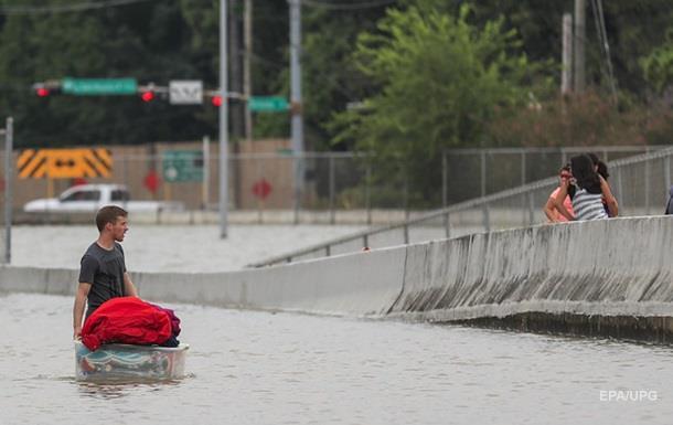 Убытки от урагана Харви будут рекордными − СМИ