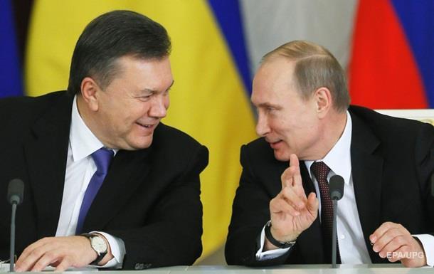 СМИ: Дачу Януковича в Крыму забрали друзья Путина