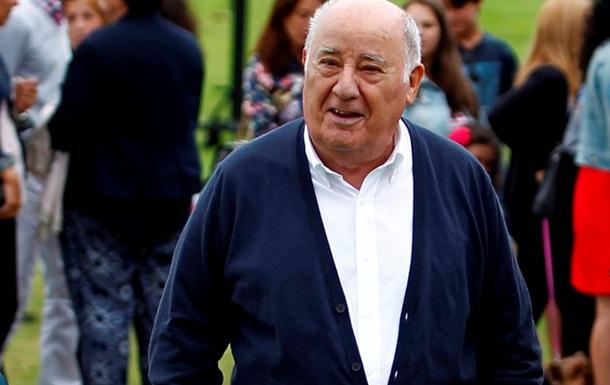 Засновник Zara знову очолив рейтинг найбагатших осіб світу