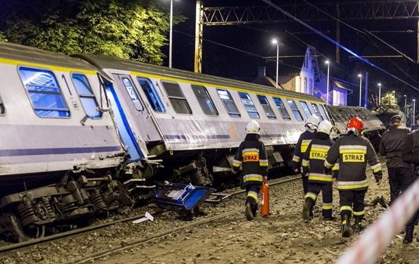Українців серед постраждалих під час зіткнення поїздів у Польщі немає