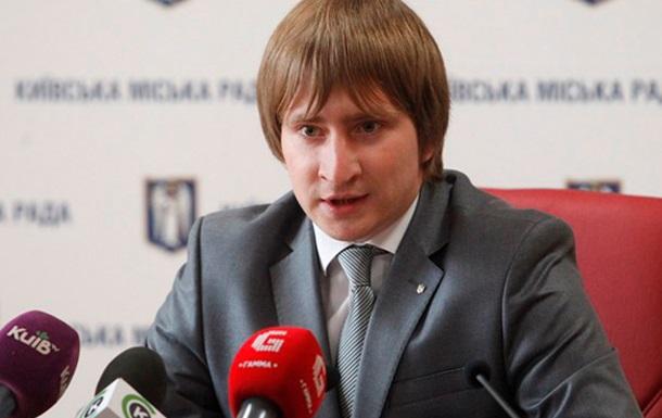 На зама Кличко завели дело за подделку документов