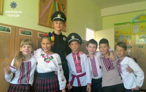 День знань охоронятимуть 15 тисяч поліцейських