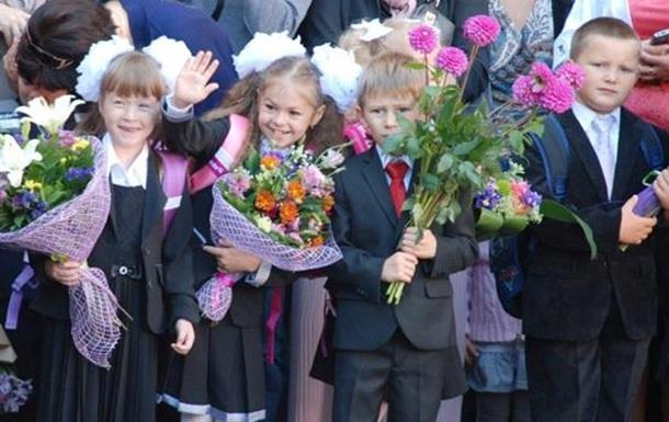 На 1 сентября: будущее Украины зависит от рождаемости