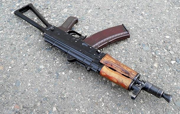 На границе с Крымом застрелился военный