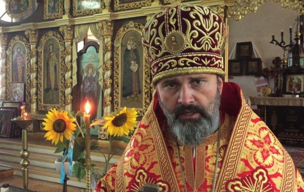 Варвари увірвалися до храму в Сімферополі.