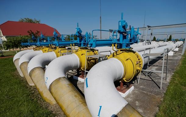 Киев: Транзит газа из РФ достиг уровня 2011 года