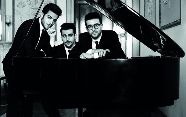 Мировой тур итальянцев IL VOLO будет завершен концертом в Украине
