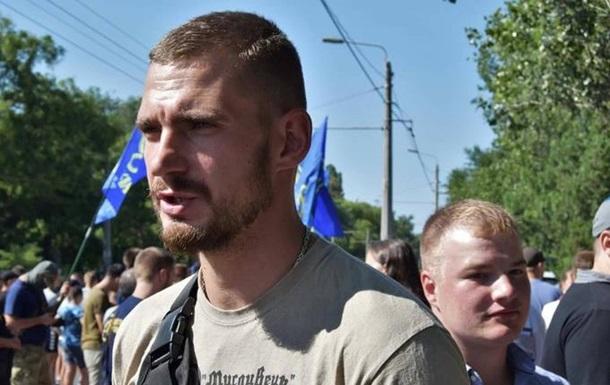 В Одессе ранили лидера организации Сокол