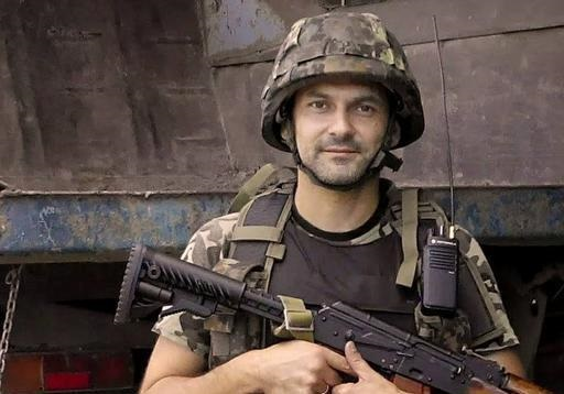 "Герой ""щасливого"" плакату Роман Зіненко став письменником!"