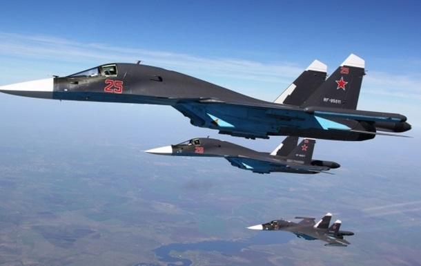 Міноборони РФ показало відео авіаудару по ІДІЛ